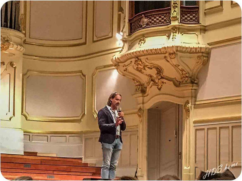 Richard David Precht, Hamburg, Laeiszhalle