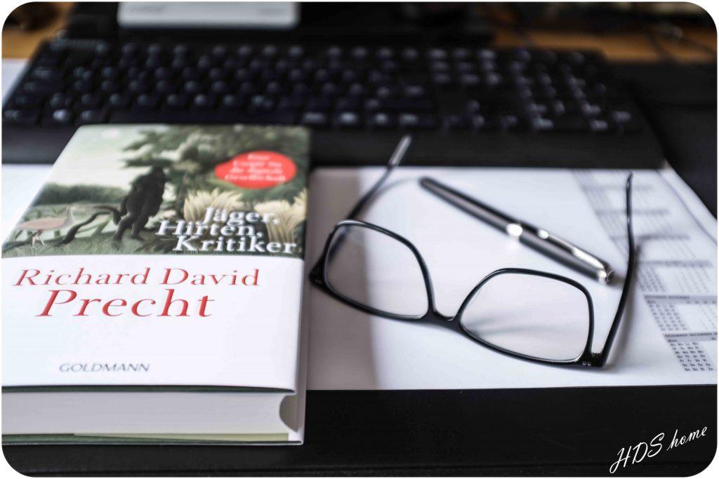 Buch, Jäger, Hirten, Kritiker, Stillleben