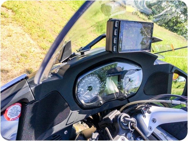 R1200RT Cockpit