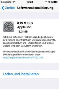 iOS 9.3.6